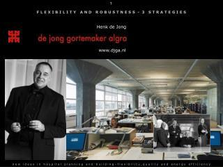 Henk de Jong  djga.nl