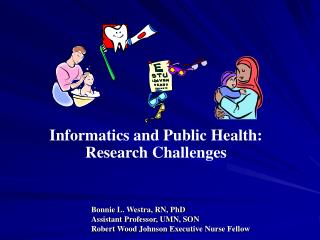 Informatics and Public Health:  Research Challenges