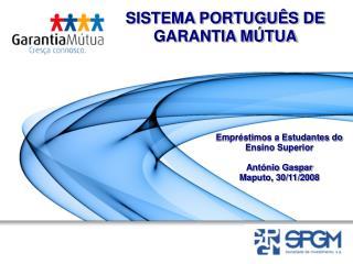 SISTEMA PORTUGUÊS DE GARANTIA MÚTUA