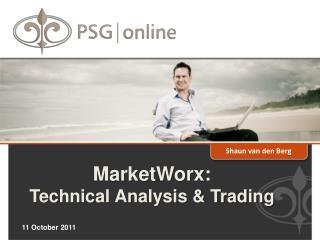 MarketWorx : Technical Analysis & Trading