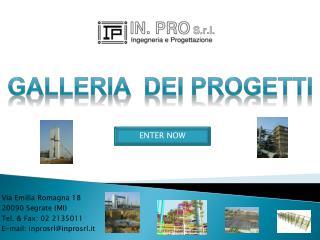 Via Emilia Romagna 18 20090 Segrate (MI) Tel. & Fax: 02 2135011 E-mail: inprosrl@inprosrl.it