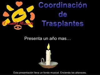 Coordinación de Trasplantes