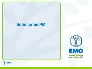 Soluciones PMI