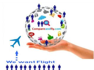 Compare Airfare and Hotel Accommodation at Compareandfly