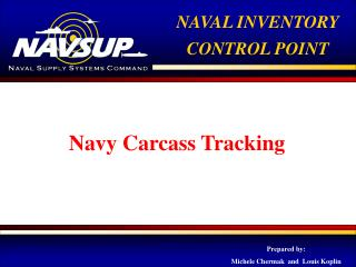 NAVAL INVENTORY CONTROL POINT