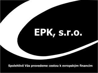 EPK, s.r.o.