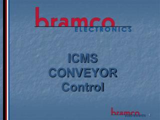 ICMS CONVEYOR Control