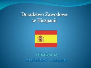 Hiszpania Królestwo  Hiszpani