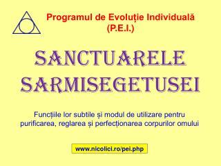Sanctuarele Sarmisegetusei