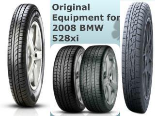 Original Equipment for 2008 BMW 528xi