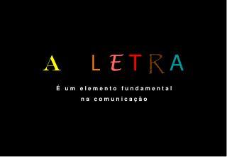 A L E T  R  A