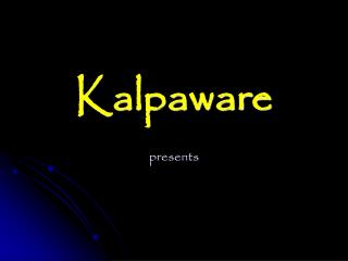 Kalpaware