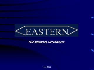 Your Enterprise, Our Solutions