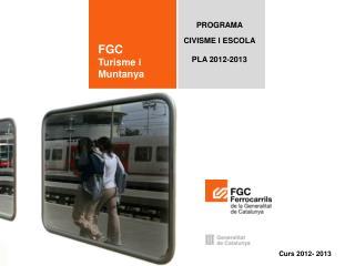 FGC  Turisme i Muntanya