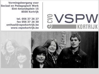 CVO VSPW-Kortrijk stands  for  �