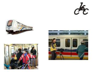 Cycling – Rapid Transit  Intermodal Commuting - Contributing  to the  Success of the RAV Line