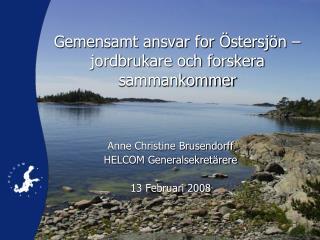 Gemensamt ansvar for Östersjön – jordbrukare och forskera sammankommer