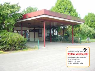 Stedelijke basisschool Willem Van Haechtlaan vestiging: Gloriantlaan