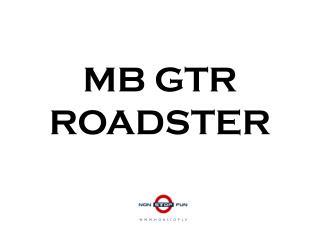 MB GTR R OADSTER