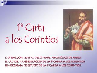 1� Carta  a los Corintios