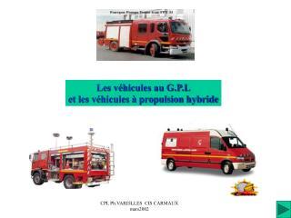 Les véhicules au G.P.L et les véhicules à propulsion hybride