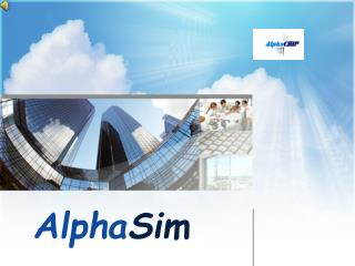 Alpha Sim