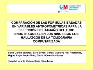 COMPARACI�N  DE LAS F�RMULAS BASADAS