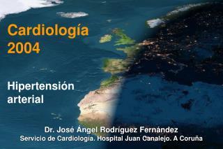 Cardiología 2004 Hipertensión arterial