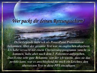 """""""ifle"""" vom Seniorentreff für die Übersetzung """"BerlinerOldi"""" für das neue Zusammenstellen"""