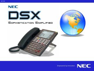 NEC DSX