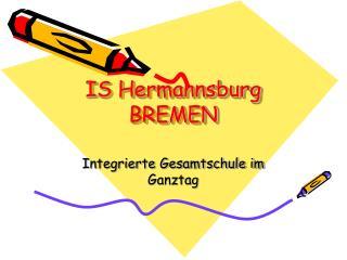 IS Hermannsburg BREMEN
