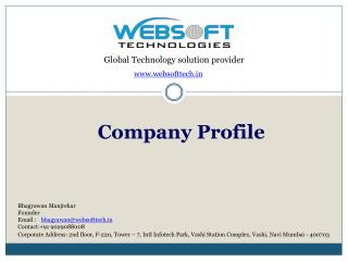 Global Technology solution provider