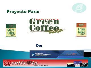 Proyecto Para:
