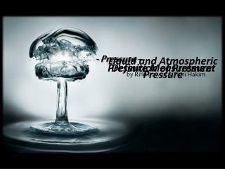 - Pressure -