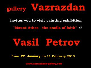 from   22  January   to 11 February 2013