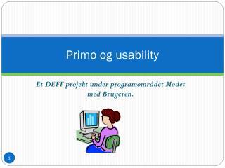 Primo og usability