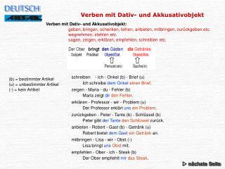 ppt deutsche verben powerpoint presentation id 6347491. Black Bedroom Furniture Sets. Home Design Ideas