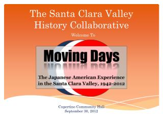 The Santa Clara Valley History Collaborative
