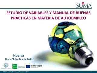 Huelva  20 de Diciembre de 2011