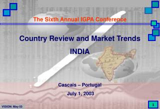 Country Review and Market Trends INDIA