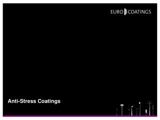 Anti-Stress Coatings