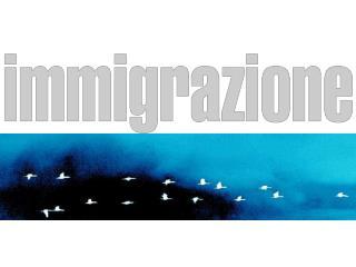 Trend immigrazione nelle Marche