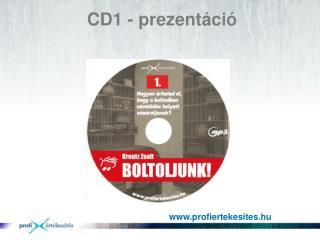 CD1 - prezentáció profiertekesites.hu