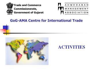 GoG-AMA Centre for International Trade