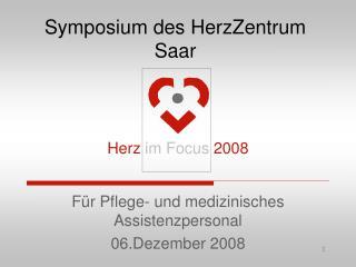 Herz im Focus 2008
