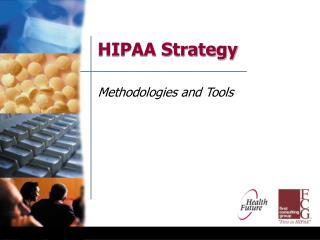 HIPAA Strategy