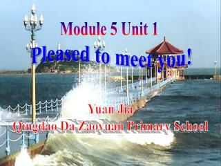 Module 5 Unit 1