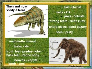 mammoth- mamut