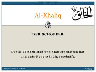 Al-Khaliq