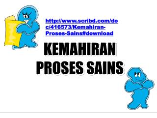 KEMAHIRAN PROSES SAINS